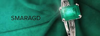 Smaragd Schmuck Ring