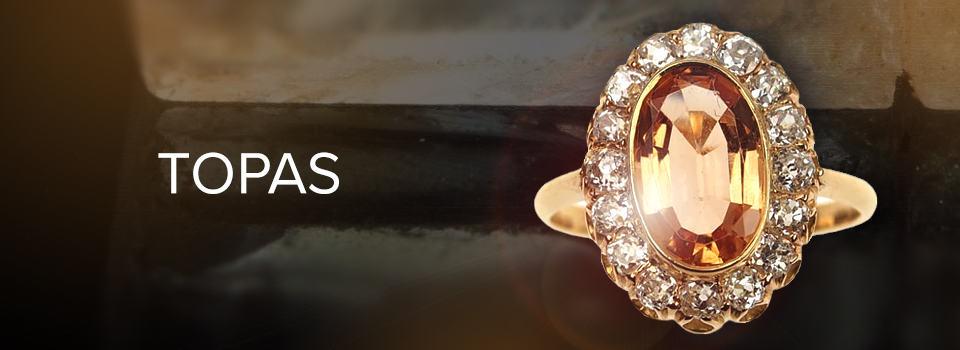 Topas Schmuck als Ring