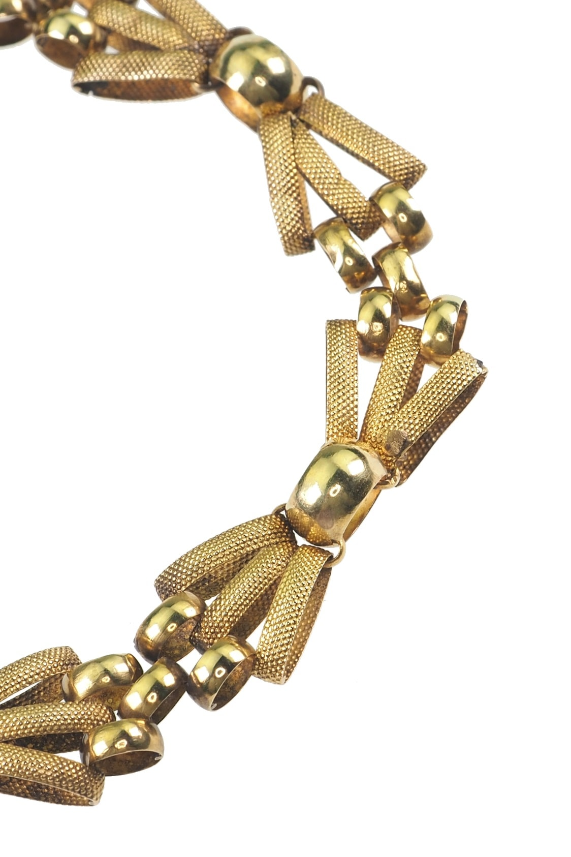 antikes-Gelbgoldarmband-kaufen-2839a